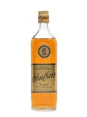 John Barr Old Scotch Whisky Bottled 1970s 75.7cl