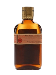 White Horse Bottled 1959 5cl / 40%
