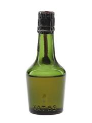 Vat 69 Bottled 1950s - Missing Labels 5cl / 40%