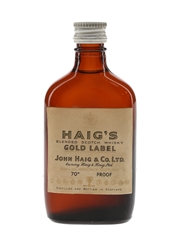 Haig's Gold Label Bottled 1960s 5cl / 40%