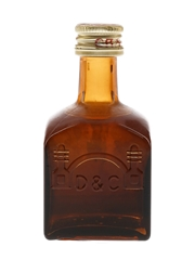 Gran Dyc Licor De Whisky Bottled 1970s 5cl / 35%