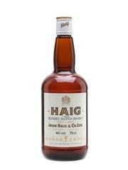 Haig Gold Label Bottled 1980s 75cl
