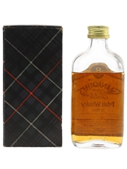 Glenrothes Glenlivet 8 Year Old Bottled 1970s - Gordon & MacPhail 5cl / 40%
