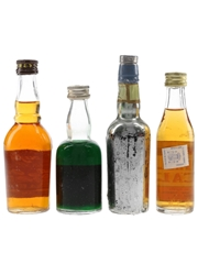 Cocal, Nadal, Morey & Ponche Soto  4 x 5cl-6.5cl