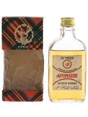Avonside Bottled 1960s-1970s - James Gordon & Co. 5cl / 40%