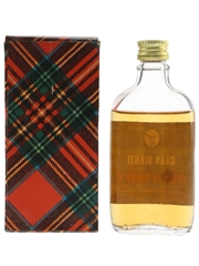 Clan Blend Bottled 1970s 5cl / 40%