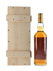 Macallan 1965 25 Year Old Anniversary Malt Bottled 1990 75cl / 43%