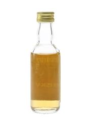 Auchentoshan Pure Malt Bottled 1980s 5cl / 40 %