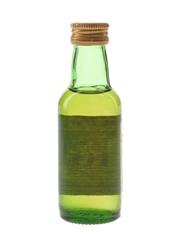 Talisker 10 Year Old Bottled 1990s - Map Label 5cl / 45.8%