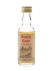 Brodick Castle  5cl / 40%