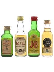 Ancestor, Bulloch Lades, J&B & Long John