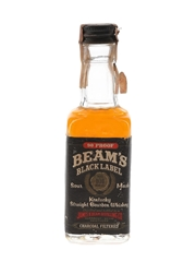 Beam's Black Label Bottled 1980s 5cl / 45%