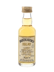 Bruichladdich 15 Year Old Bottled 1980s 5cl / 43%