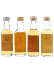 Lambert Brothers Blends US Imports 4 x 5cl / 40%