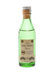 Bacardi Superior Bottled 1950s-1960s - Spain 5cl