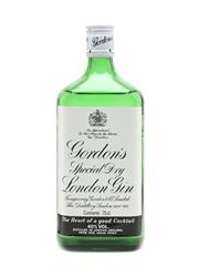 Gordon's Gin Bottled 1980s 75cl / 40%