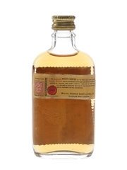 White Horse Bottled 1960s 5cl / 40%