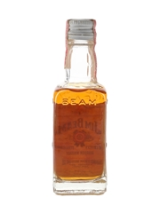 Jim Beam 5 Year Old Bottled 1970s-1980s 4.7cl / 40%