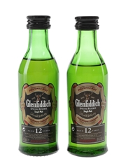 Glenfiddich 12 Year Old Special Reserve  2 x 5cl / 40%