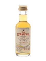 Edradour 10 Year Old Bottled 1980s-1990s 5cl / 40%