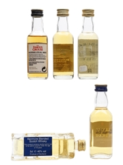 Assorted Blended Scotch Whisky  5 x 5cl / 40%