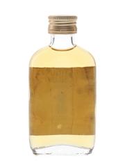 Highland Fusilier 8 Year Old Bottled 1970s - Gordon & MacPhail 5cl / 40%