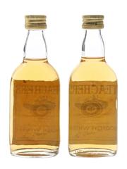 Teacher's Highland Cream Bottled 1960s 5cl / 40%
