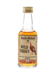 Wild Turkey 8 Year Old 101 Proof Bottled 1980s 5cl / 50.5%
