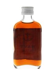 Blue Anchor Navy Rum Bottled 1960s 5cl / 40%
