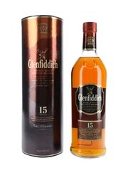 Glenfiddich 15 Year Old  100cl / 40%