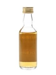 Auchentoshan Pure Malt Bottled 1980s 5cl / 40%