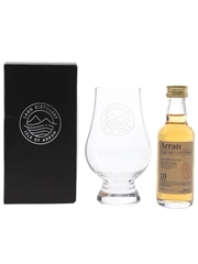 Arran 10 Year Old Lagg Distillery Nosing Glass 5cl / 46%