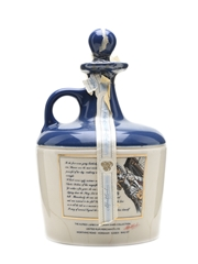 Lamb's Navy Rum HMS Warrior Ceramic Decanter Bottled 1980s 75cl / 40%