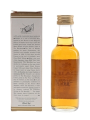 Macallan 10 Year Old Bottled 2000s 5cl / 40%