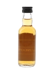 Glengoyne 8 Year Old Bottled 1980s 5cl / 40%