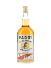 Paddy Old Irish Whisky Bottled 1980s 100cl / 40%