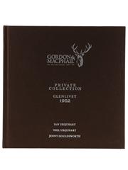 Glenlivet 1952 Book