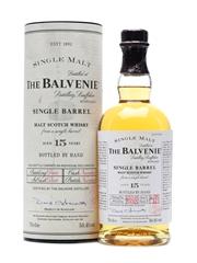 Balvenie 1983 Single Barrel 15 years old Bottled 2000 70cl / 50.4%