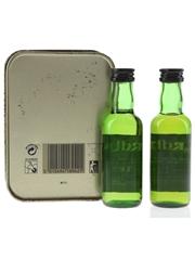 Ardbeg 10 & 17 Year Old Bottled 2001 2 x 5cl