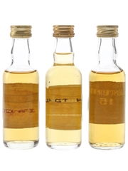 Glenturret 5000 Days Old, 12 & 15 Year Old  3 x 5cl / 40%