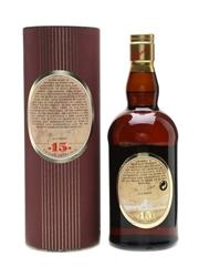 Glenfarclas 15 Year Old Bottled 1990s 70cl / 46%