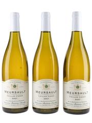 Meursault Vielles Vignes 2007