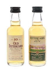 Fettercairn 10 & 12 Year Old  2 x 5cl / 40%