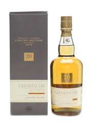 Glenkinchie 20 Year Old Limited Edition Cask Strength 70cl