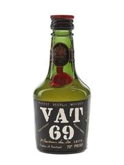 Vat 69 Bottled 1960s 5cl / 40%
