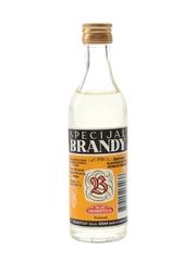 Segestica Brandy  10cl / 38%