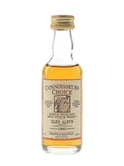Glen Albyn 1965 Connoisseurs Choice