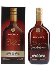 Bacardi Solera 1873  75cl / 40%