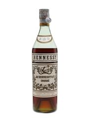 Hennessy 3 Star Bottled 1940s 72cl / 42%