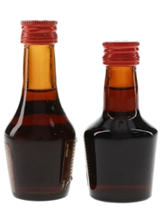 Tia Maria Bottled 1970s & 1980s 2 x 5cl / 31.5%